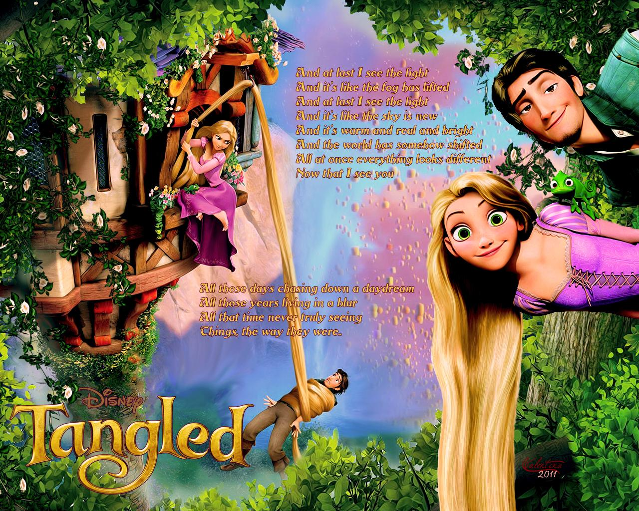 Enredados Wallpaper Rapunzel Tangled Wallpaper Iphone Hd Wallpaper Backgrounds Download