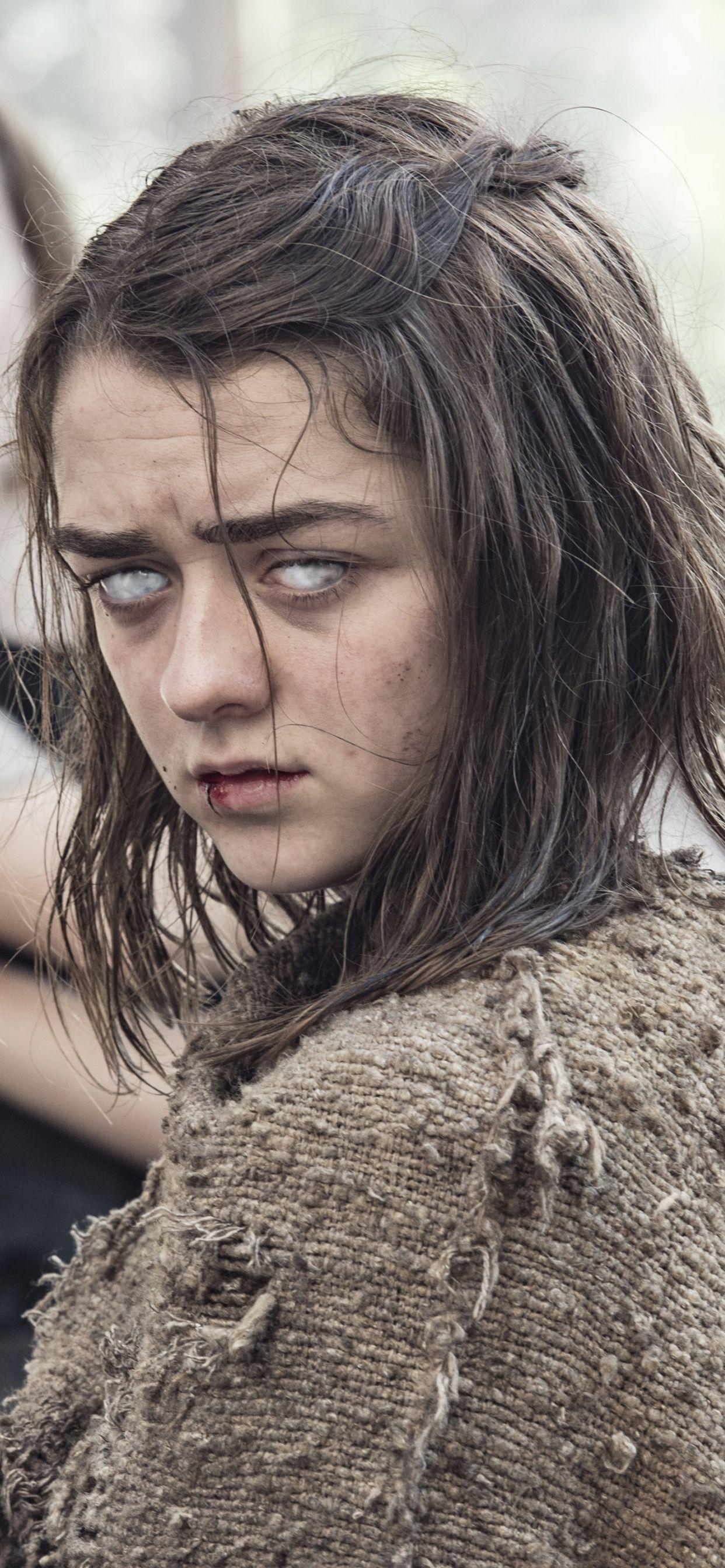 Tv Show Game Of Thrones Arya Stark Maisie Williams Maisie