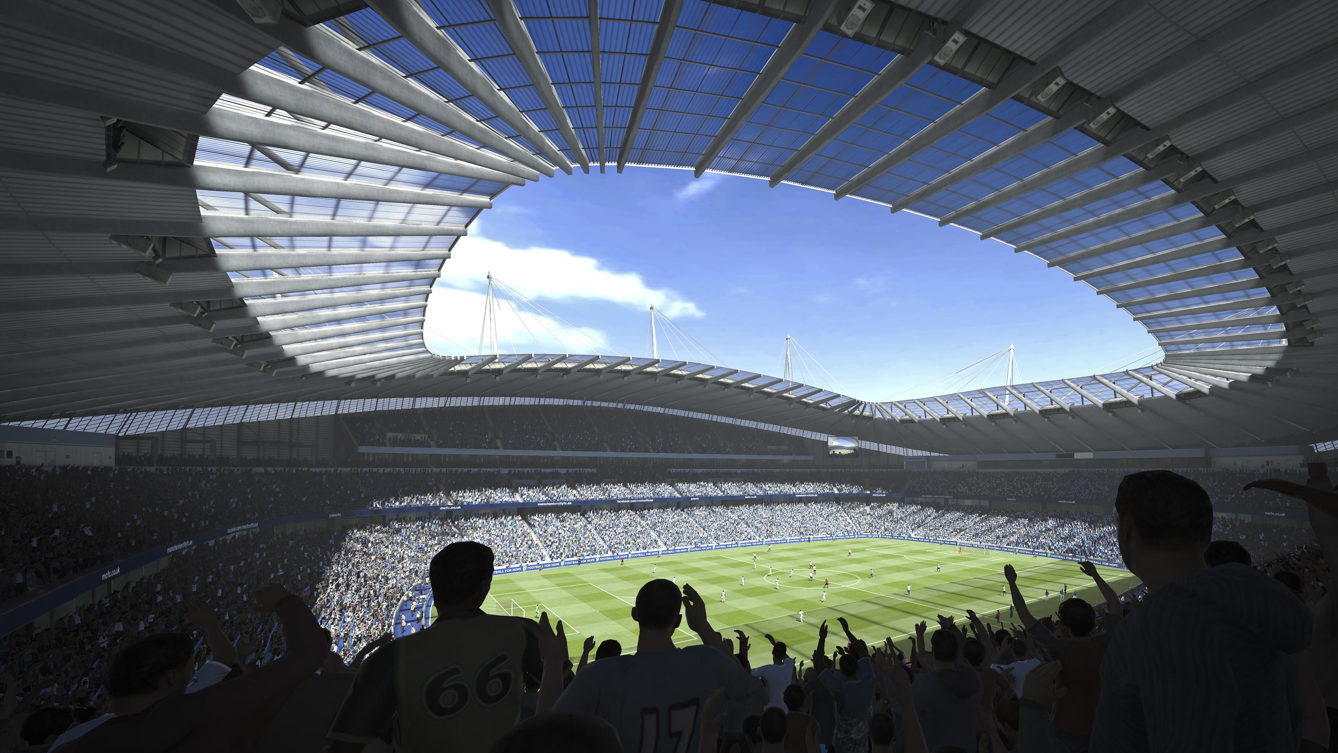 Etihad Stadium Fifa 14 606221 Hd Wallpaper