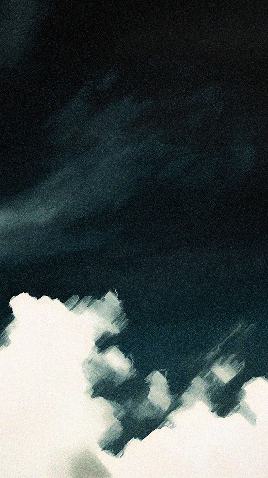 Sky Clouds Watercolor Painting Android Wallpaper - Cross Before Me The World Behind Me , HD Wallpaper & Backgrounds