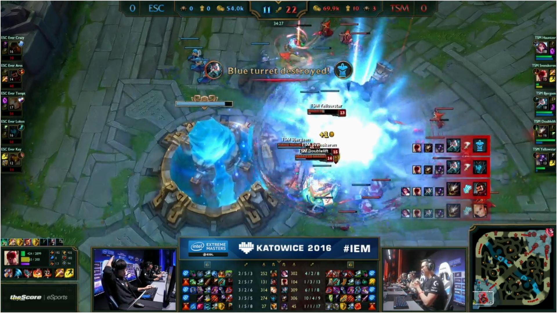 Lee Sin Wallpaper Fresh Iem Katowice X Deciding Match Pc Game