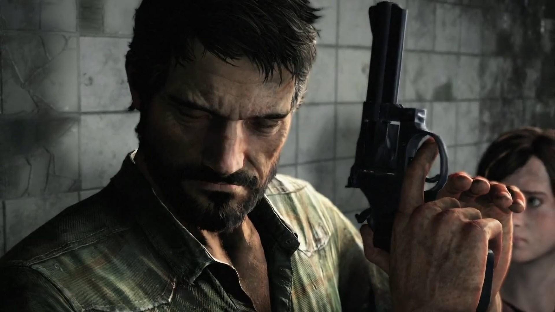 The Last Of Us Joel 1080p Hd Wallpaper Background - Joel Nathan Drake , HD Wallpaper & Backgrounds