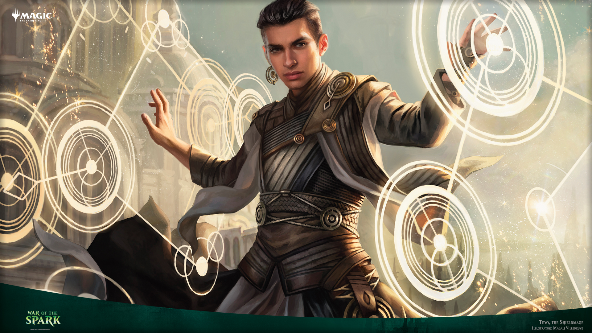 Teyo The Shieldmage Teyo War Of The Spark 608314 Hd