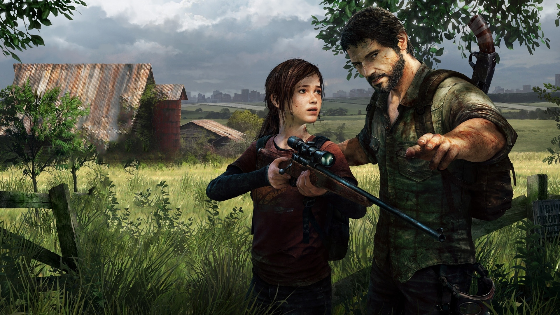 10 New Last Of Us Wallpaper Full Hd 1080p For Pc - Last Of Us , HD Wallpaper & Backgrounds