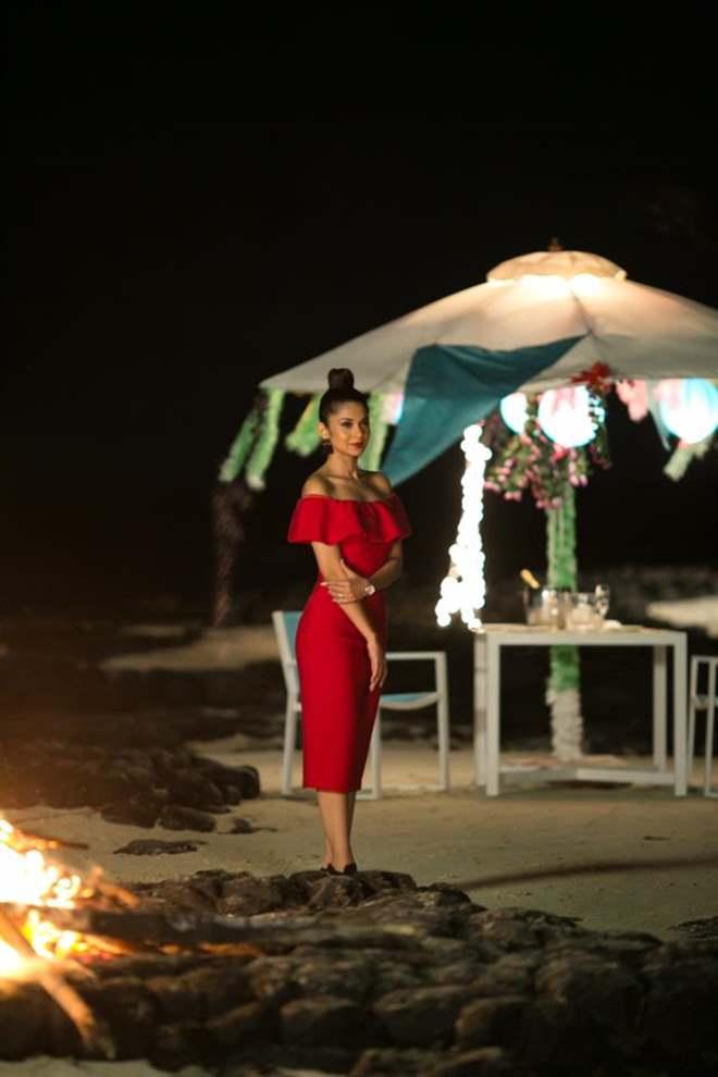 Jennifer Winget Photos [hd] - Jennifer Winget Red Dress , HD Wallpaper & Backgrounds