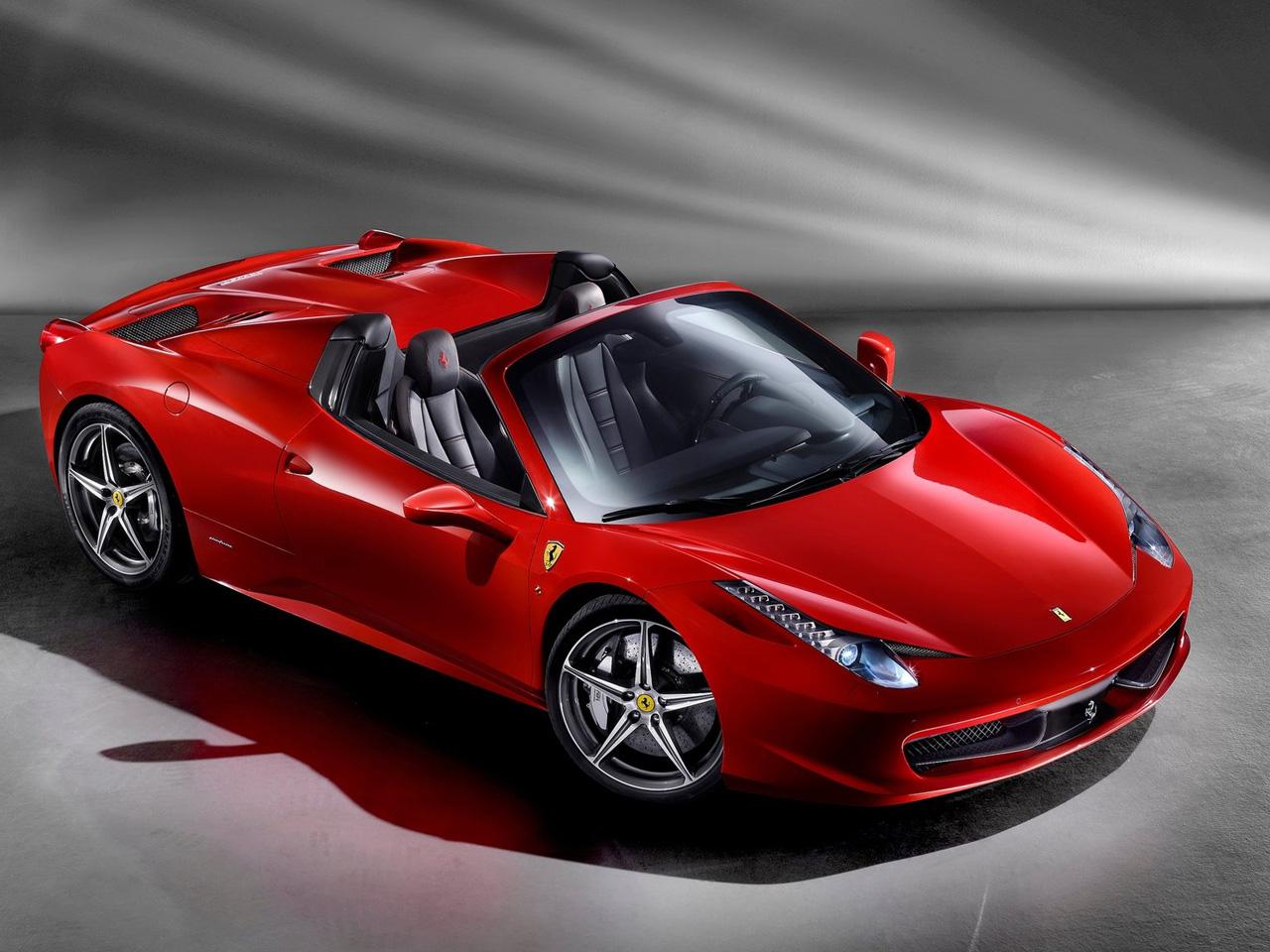 Wallpaper Mobil Sport Modifikasi - Ferrari 458 Spider , HD Wallpaper & Backgrounds