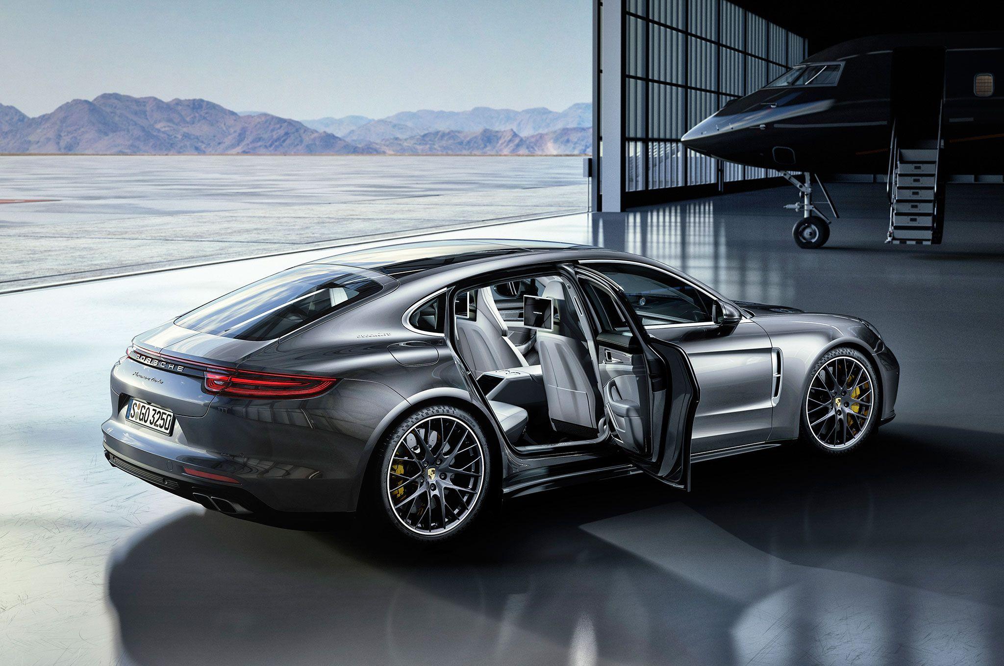 2017 Porsche Panamera Turbo Executive , Porsche Panamera