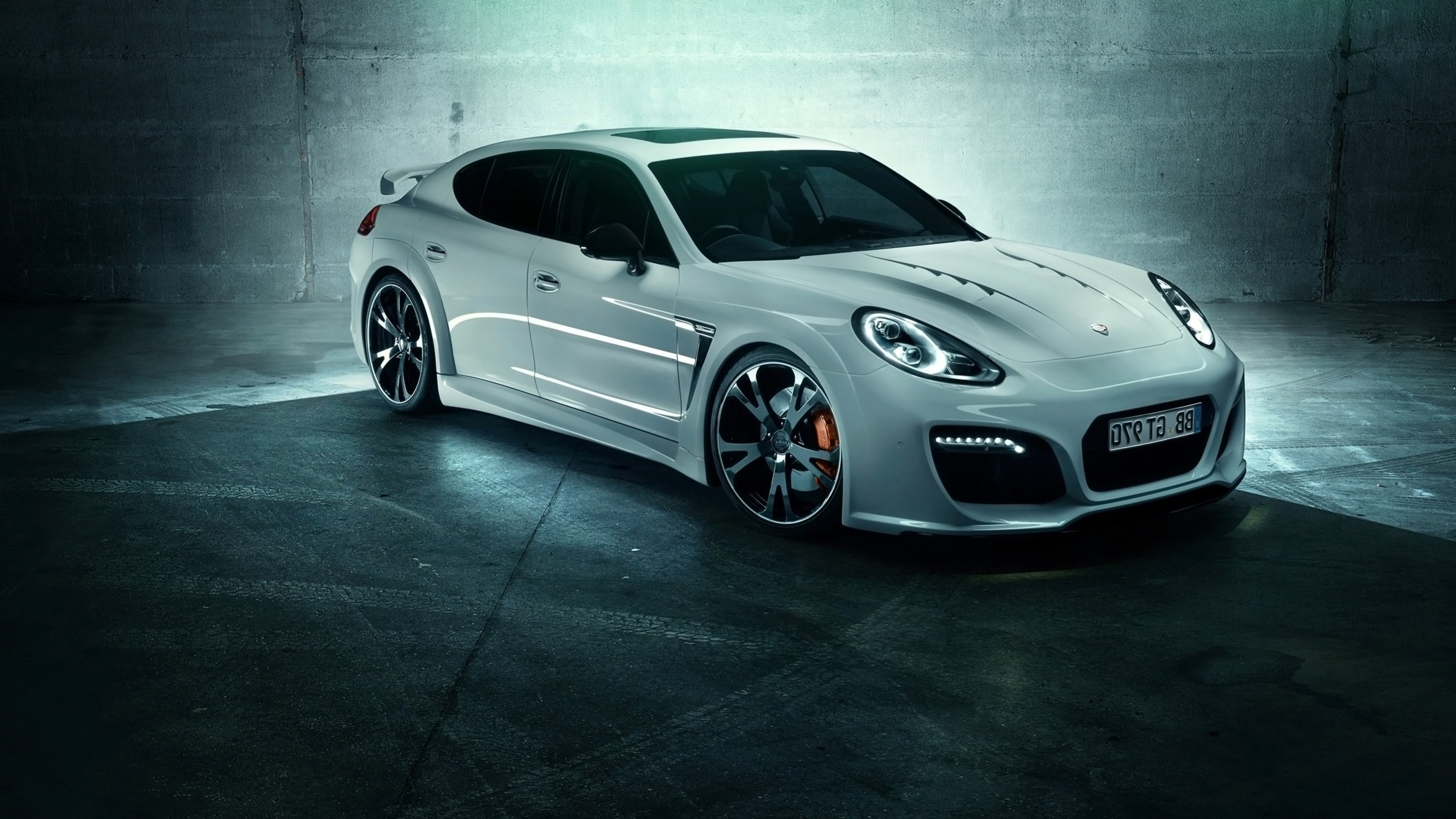 Porsche Panamera Turbo Porsche Panamera Wallpaper Hd