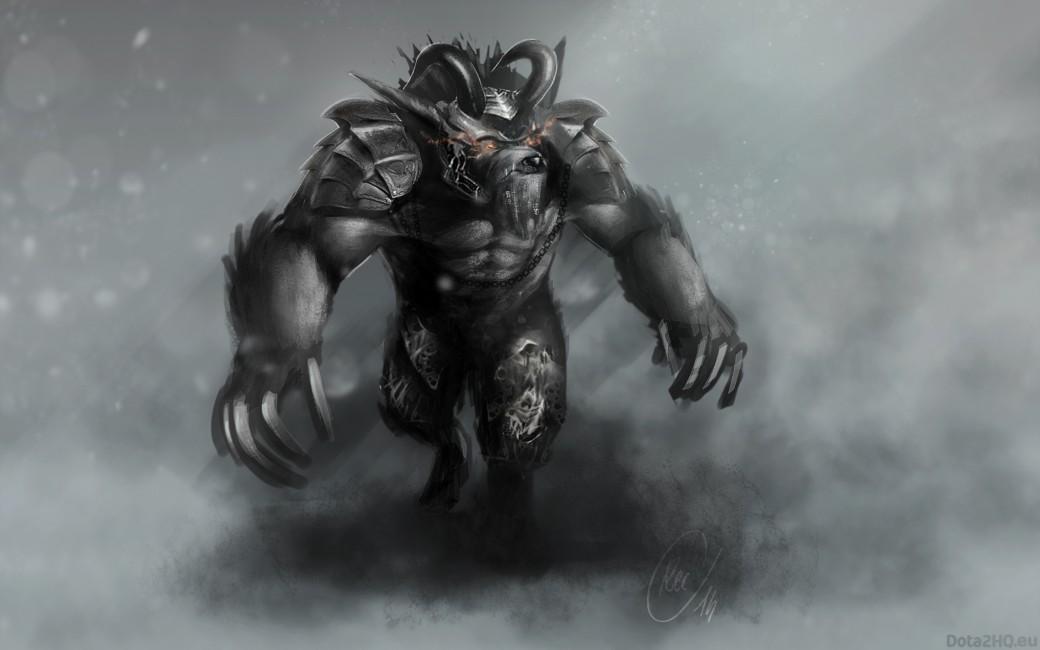 Ulfsaar Dota 2 Ursa Warrior - Imagenes De Dota 2 Ursa Hd , HD Wallpaper & Backgrounds