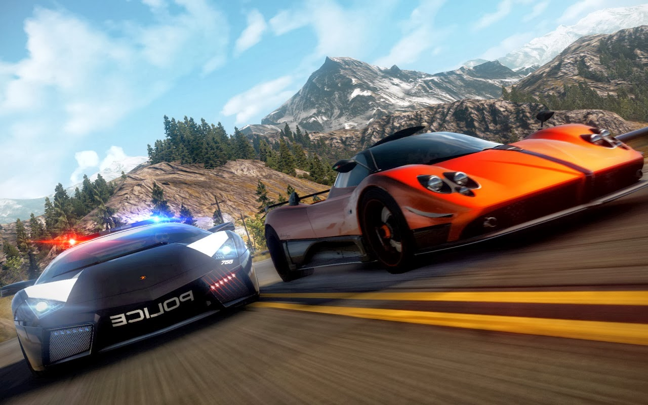 Need For Speed Hot Pursuit Police Cars Best Offline Racing Games