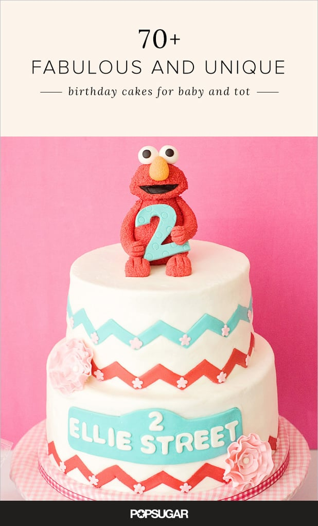 Remarkable Unique Birthday Cakes For Baby And Toddler Girl 2Nd Birthday Personalised Birthday Cards Veneteletsinfo
