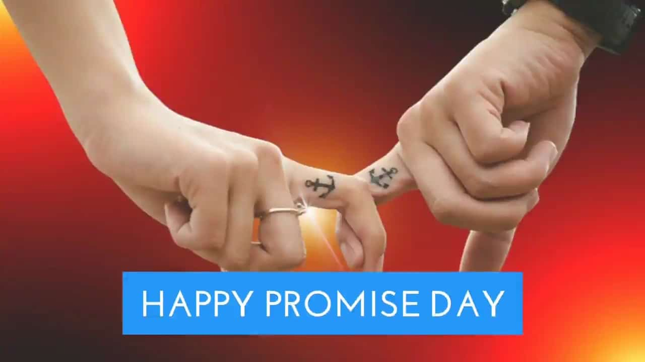 Happy Promise Day Whatsapp Status Videos Download 2020