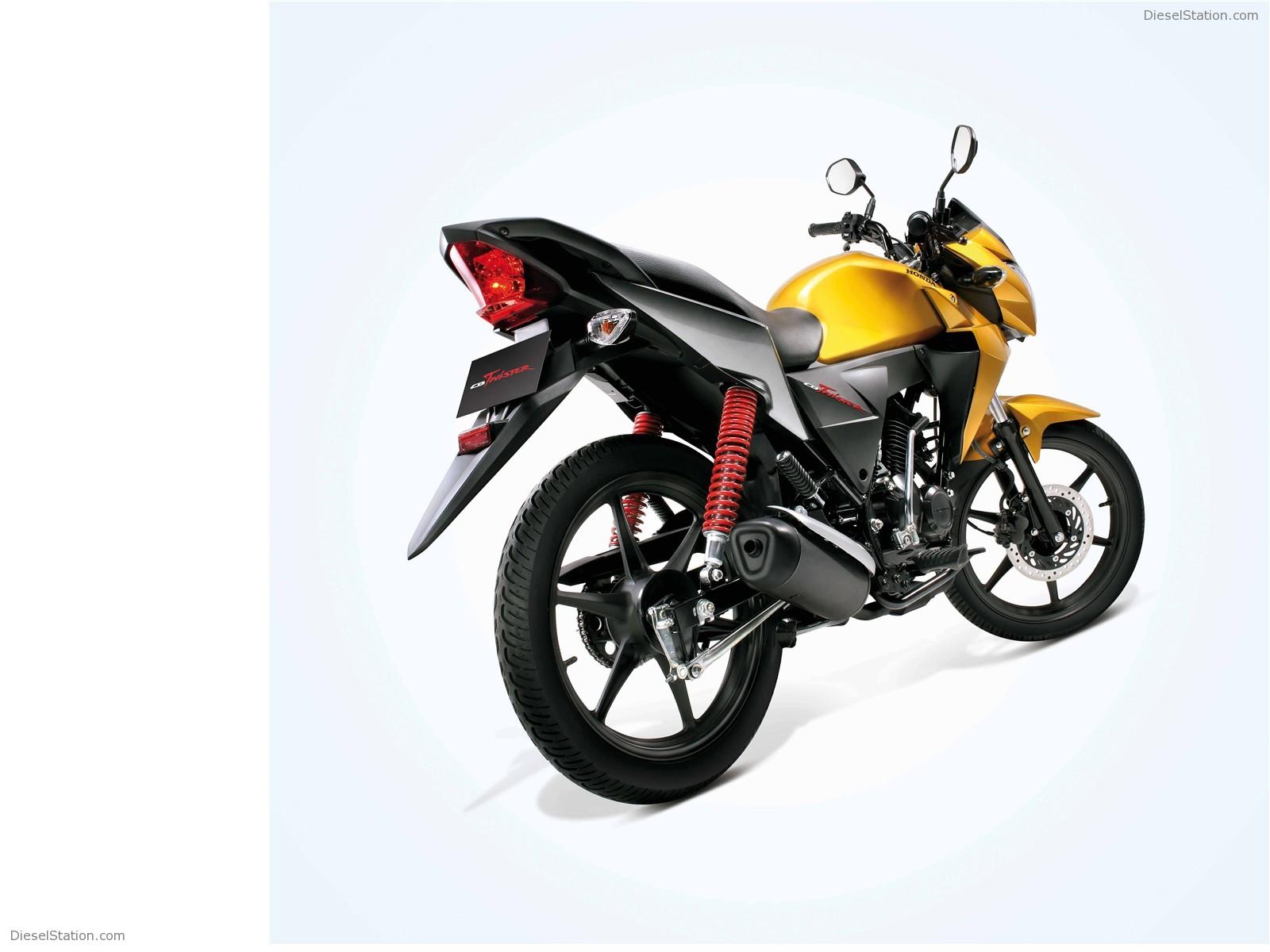 Honda Cb Twister - Honda Cb Twister Bike , HD Wallpaper & Backgrounds