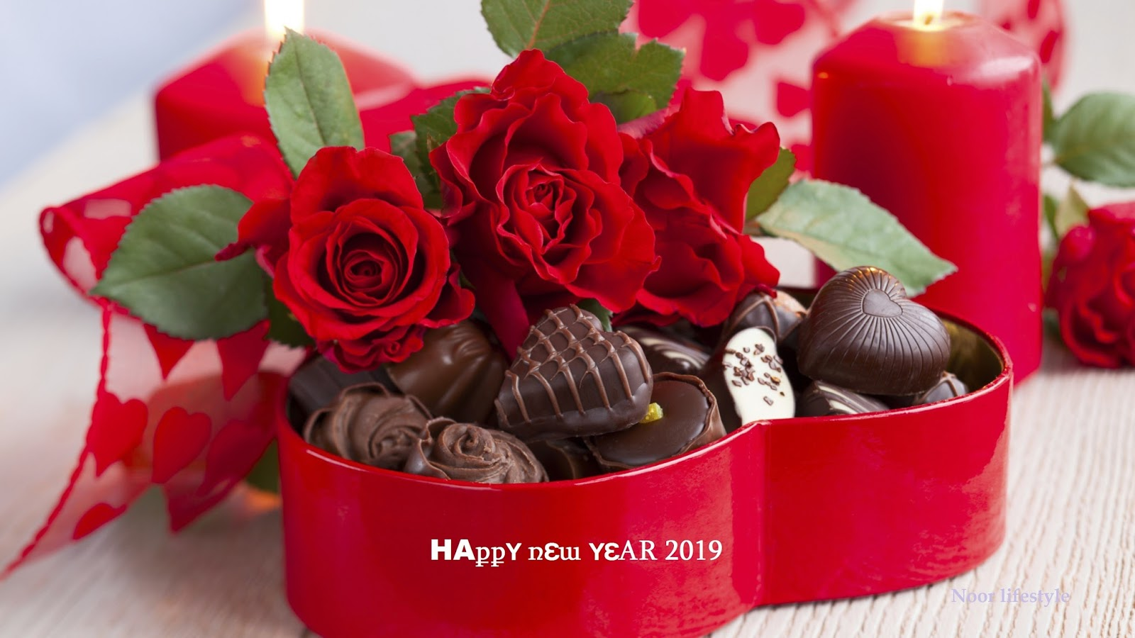 Here Are Some Top Happy New Years Wishes - Rose Valentine Day Gift , HD Wallpaper & Backgrounds