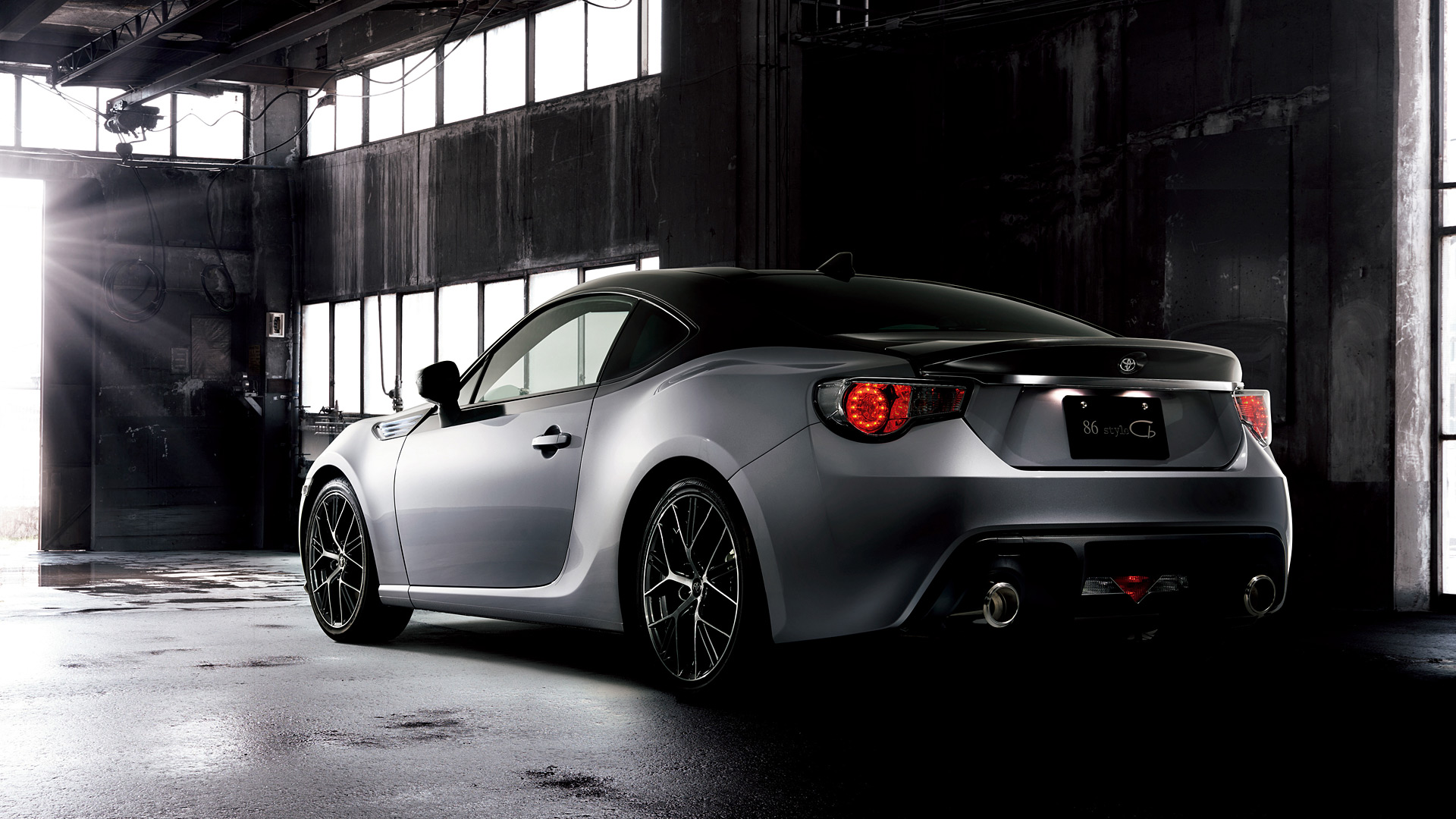 2015 Toyota 86 Style Cb Picture - Lampu Belakang Toyota Celica , HD Wallpaper & Backgrounds