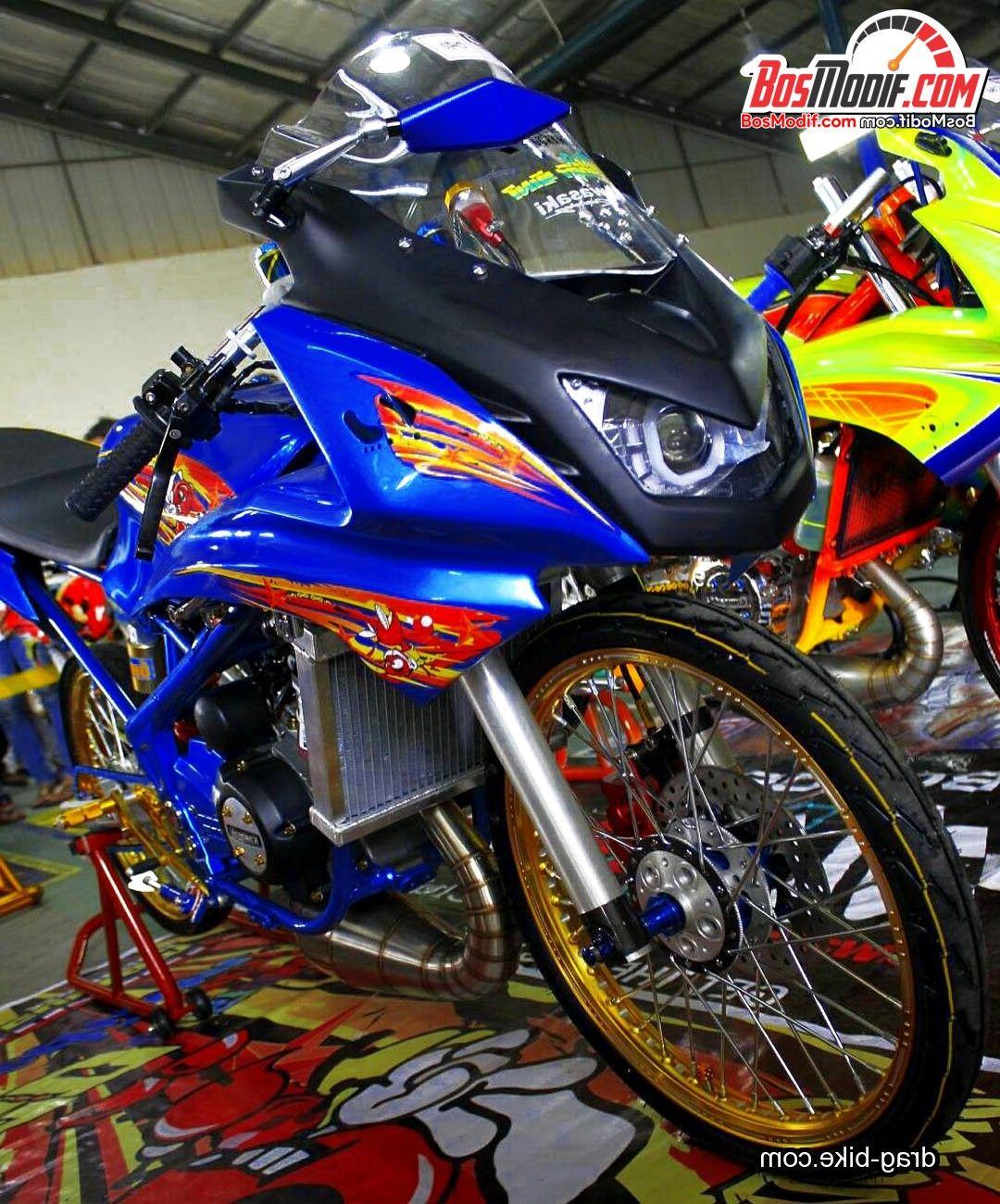 99 Gambar Motor Ninja 4 Tak Jari Terlengkap Obeng 55 Modif