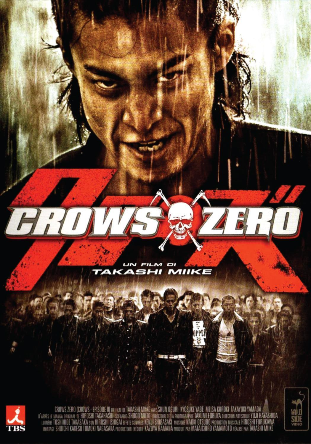 Crows Zero 2007 Cover , HD Wallpaper & Backgrounds