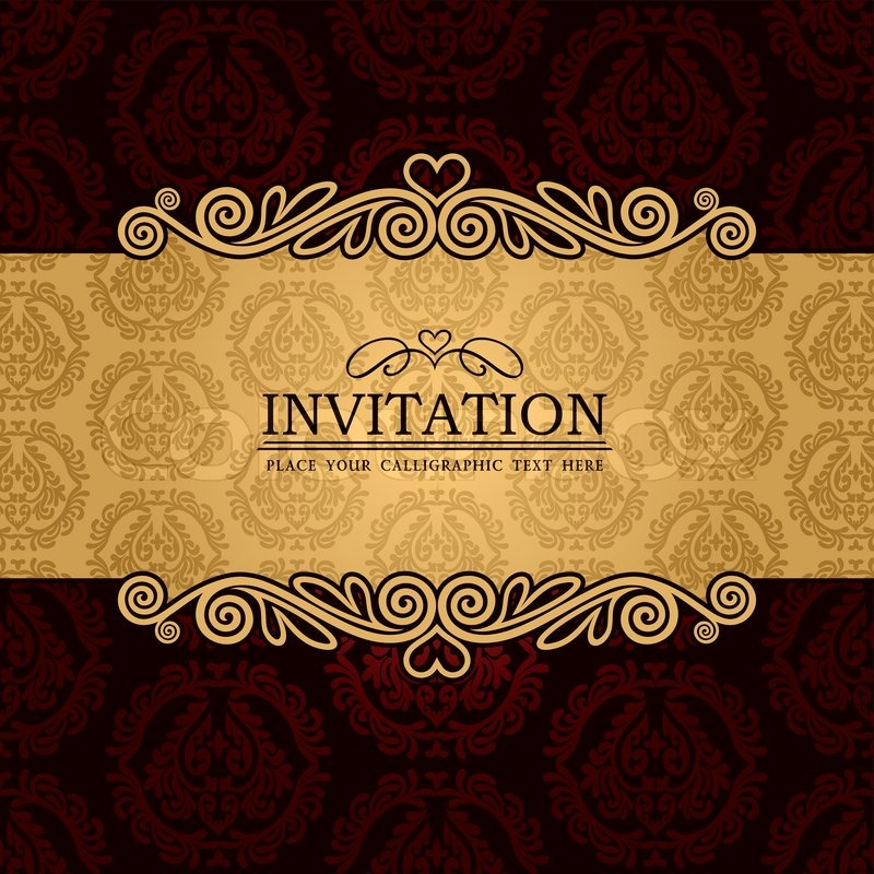 Blank Invitation Card For Griha Pravesh 626041 Hd