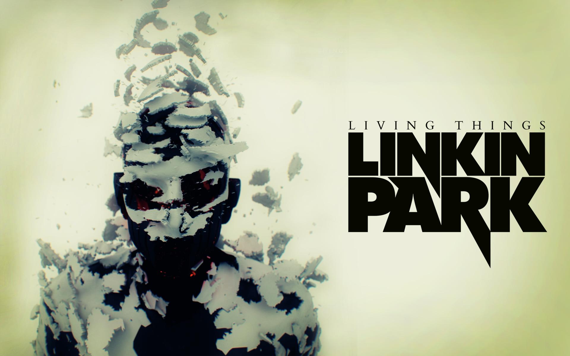Linkin Park Wallpaper - Living Things Linkin Park , HD Wallpaper & Backgrounds