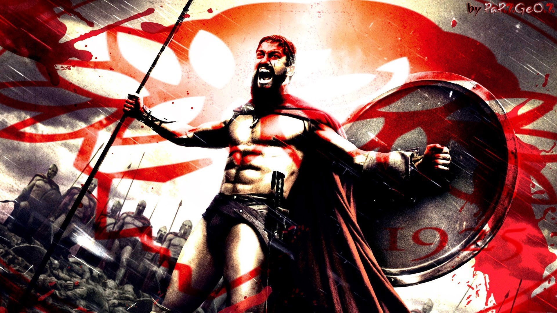 Olympiakos Wallpapers Leonidas We Dine In Hell 629604