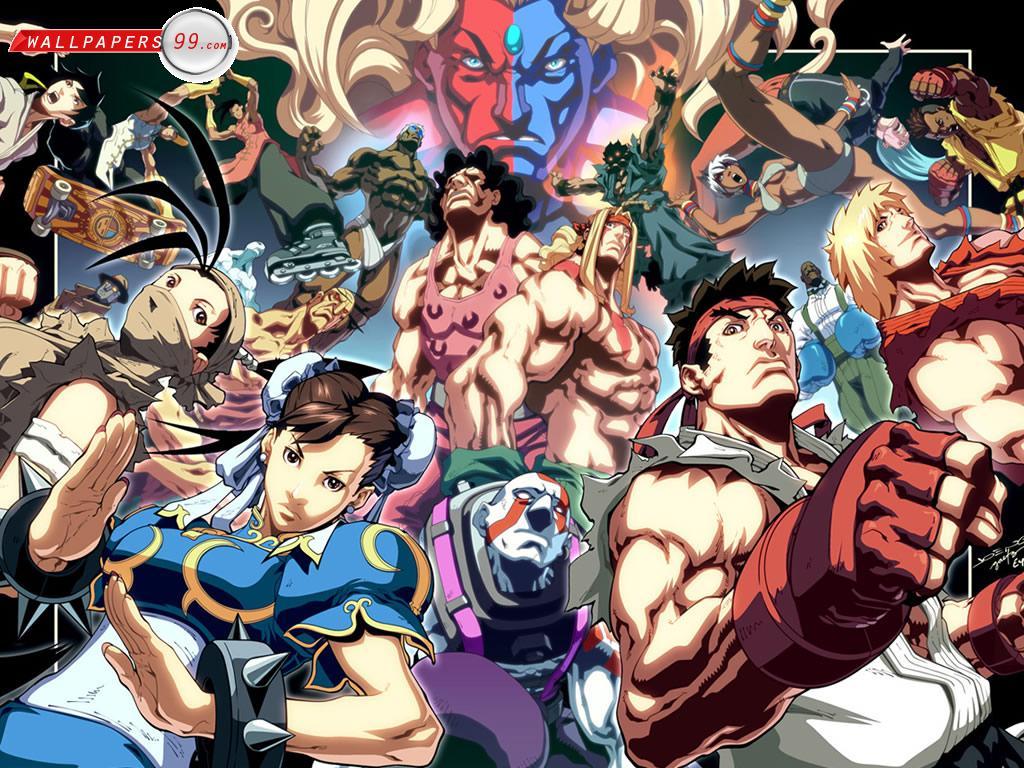 Co Street Fighter Iii Street Fighter 3 3rd Strike Art 633661