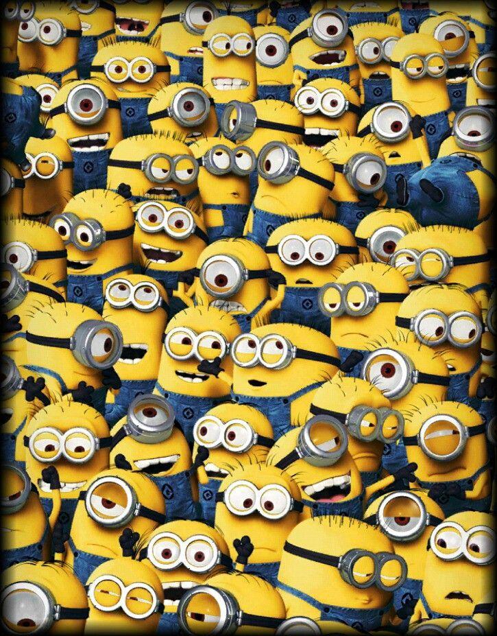 1000 Images About Minions Background On Pinterest - Papel De Parede De Minions , HD Wallpaper & Backgrounds