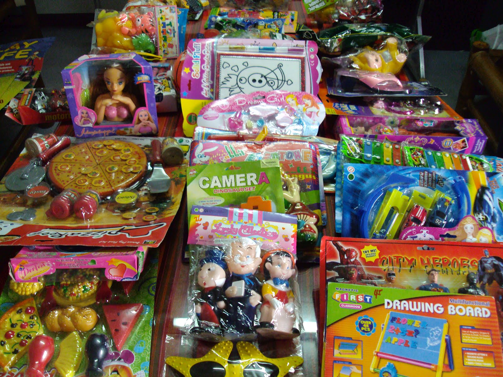 Ecowaste Coalition Detects Toxic Chemicals In 74 Of - Divisoria Toys Wholesale , HD Wallpaper & Backgrounds