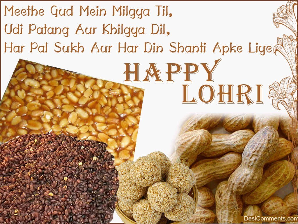 Happy Lohri Images - Status Whatsapp ...