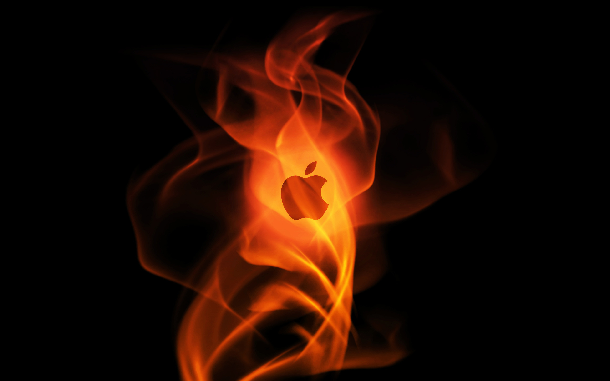 Phone Backgrounds Iphone Wallpapers Apple Logo Apple Fire Wallpaper Hd 1080p 644115 Hd Wallpaper Backgrounds Download