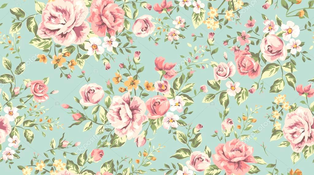 Vintage Flower Wallpaper Tumblr Gallery Papier Peint Vintage
