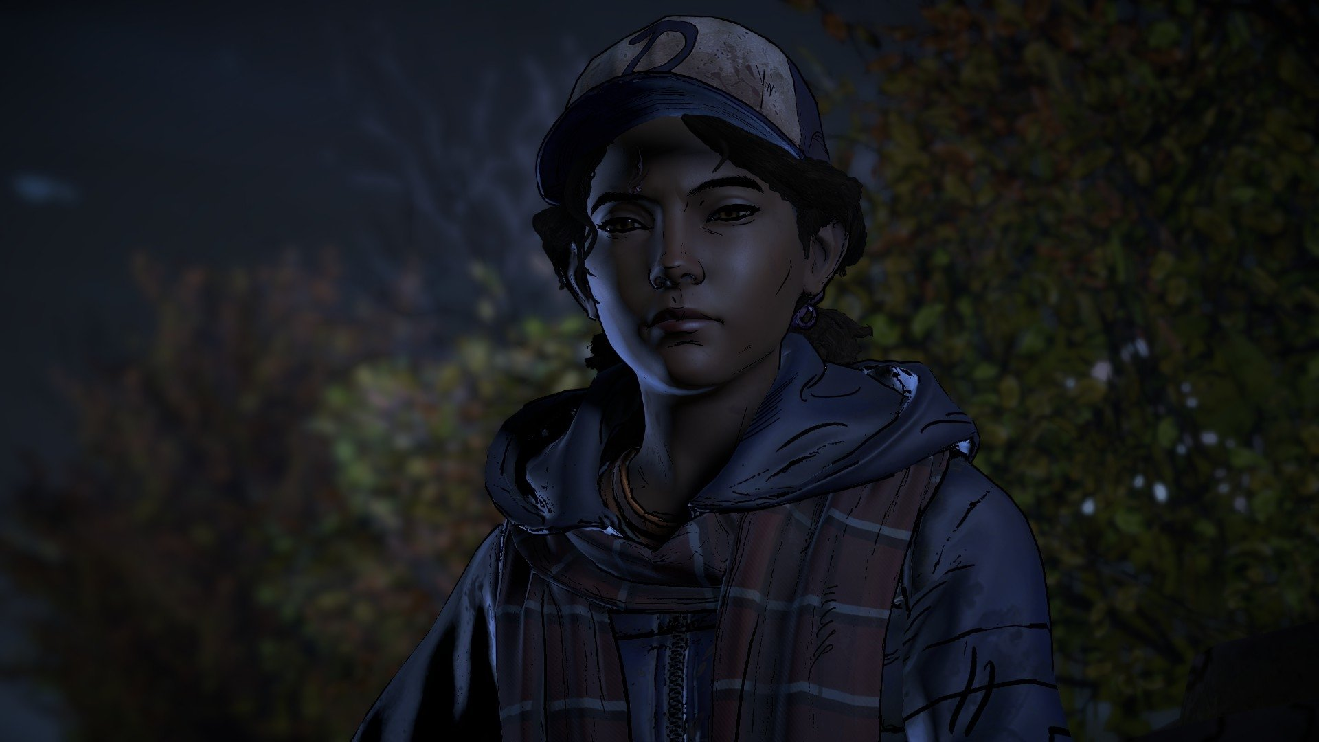 Hd Wallpaper Clementine Walking Dead Facebook Cover