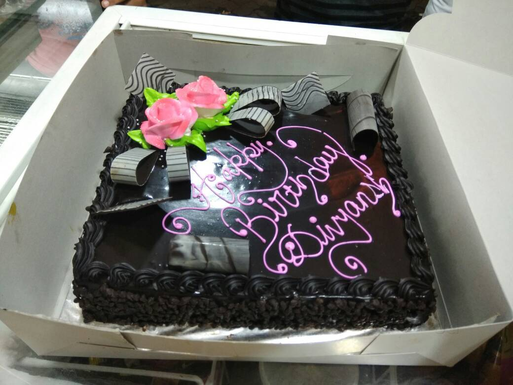 Marvelous Pooja Name Birthday Cake 645211 Hd Wallpaper Backgrounds Personalised Birthday Cards Cominlily Jamesorg