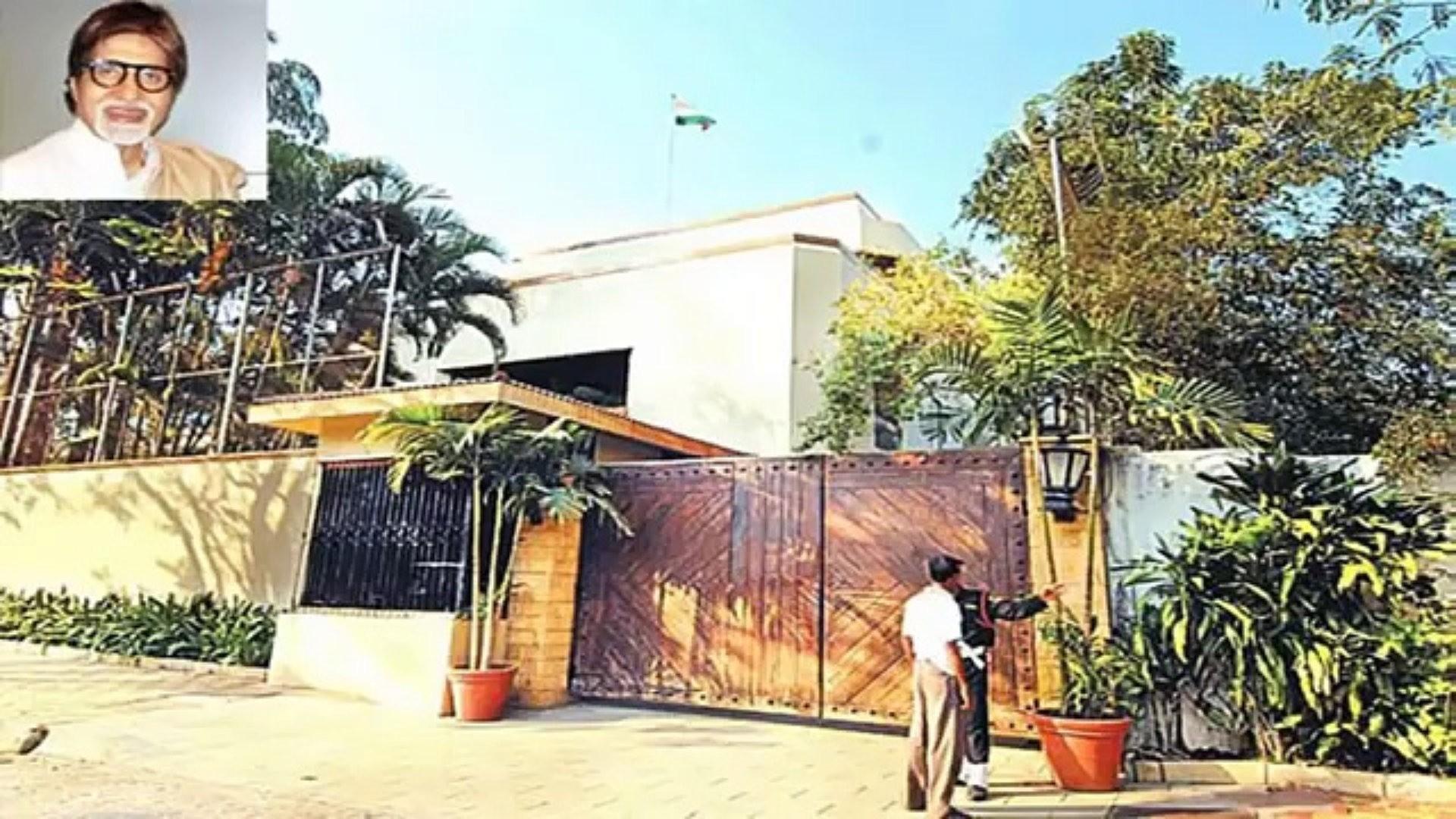 Amitabh - Amitabh Bachchan House Delhi , HD Wallpaper & Backgrounds