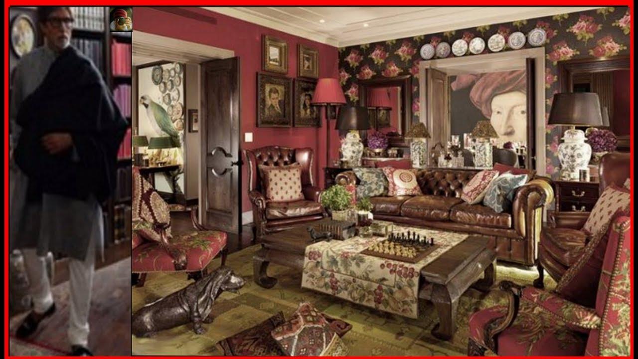 Amitabh Bachchan Luxurious House Inside Video - Inside Amitabh Bachchan House , HD Wallpaper & Backgrounds