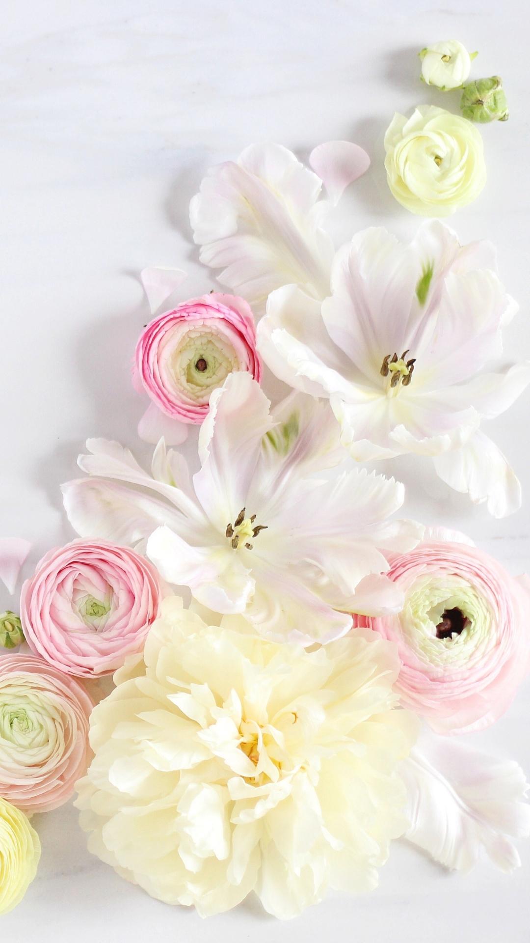Artistic / Flower Mobile Wallpaper - Iphone 7 Wallpaper Flower , HD Wallpaper & Backgrounds
