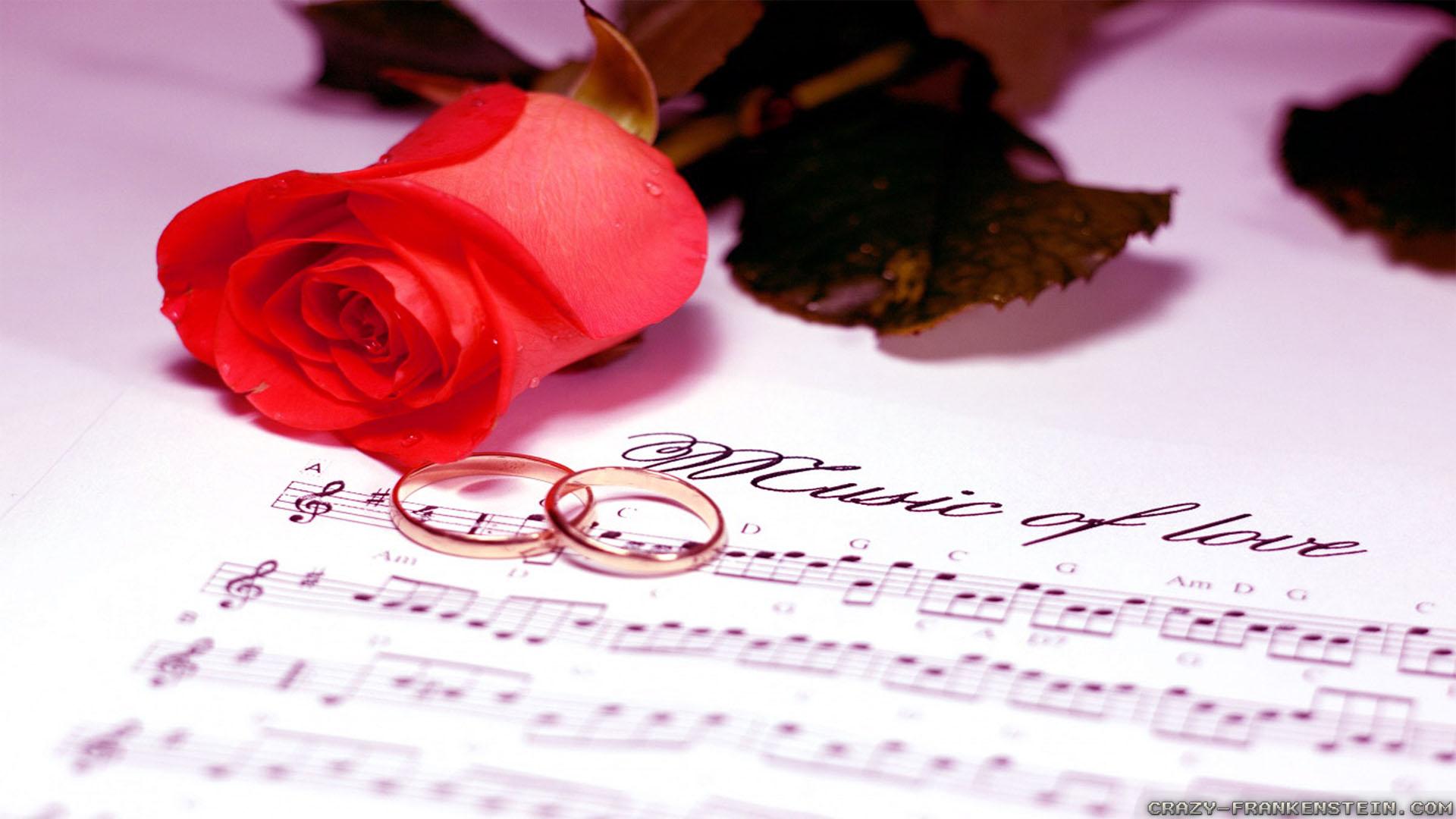 Full Hd Rose Wallpaper For Mobile Flower Wallpaper - Romantic Wallpapers Of Love , HD Wallpaper & Backgrounds