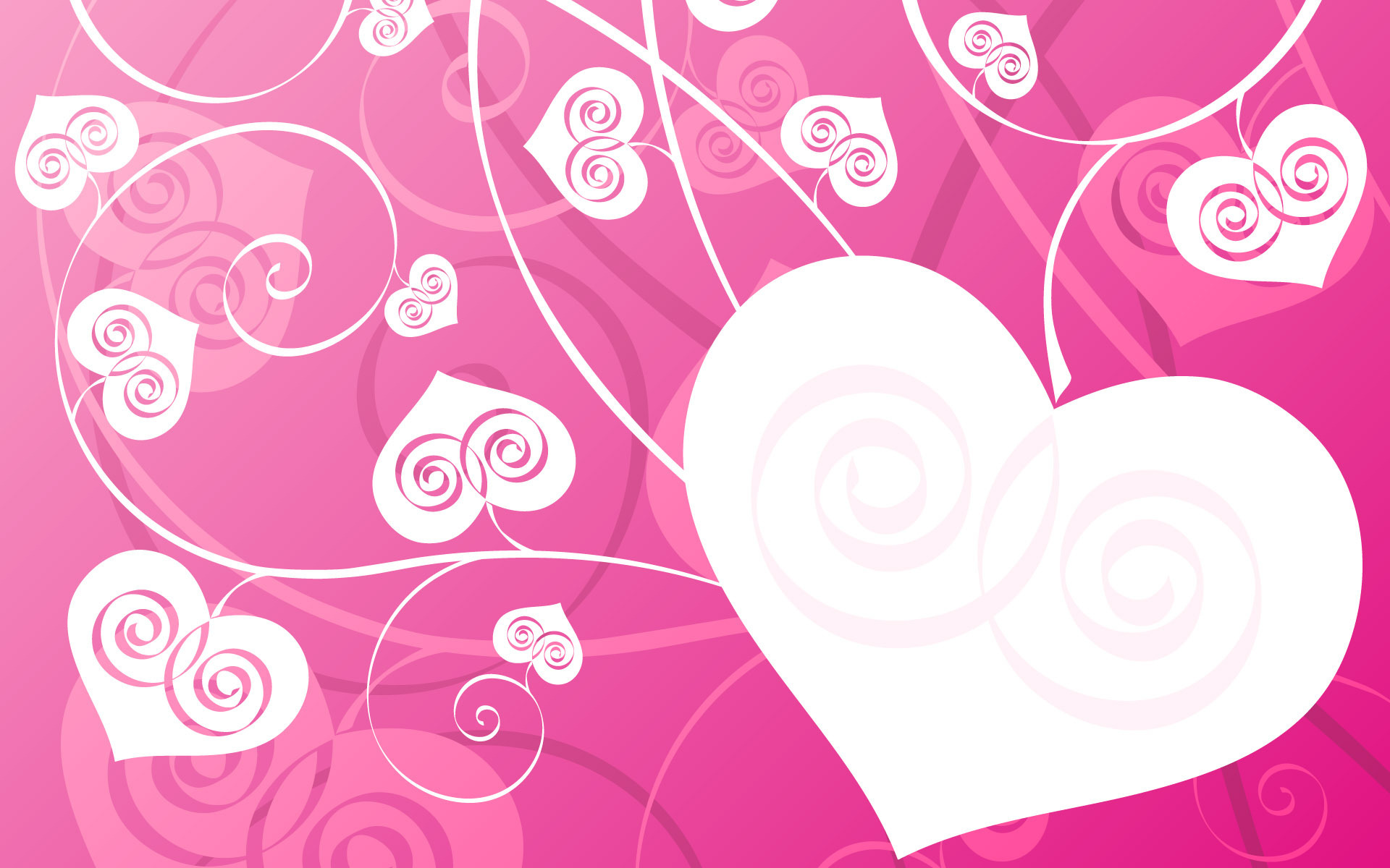 Love Design Background Love Pink Hd 662778 Hd Wallpaper