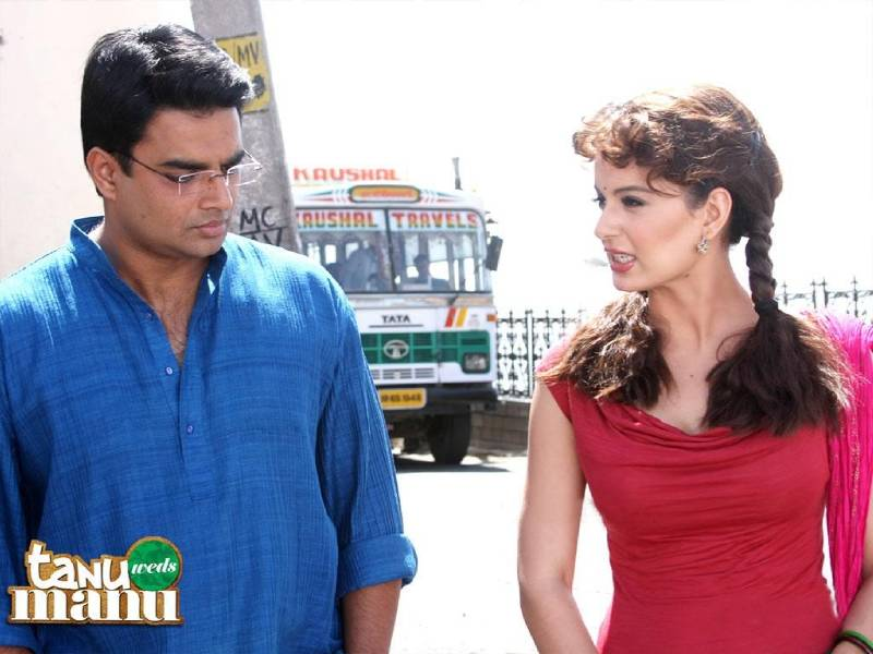 Click Here For Tanu - Tanu Weds Manu Rediff Review , HD Wallpaper & Backgrounds