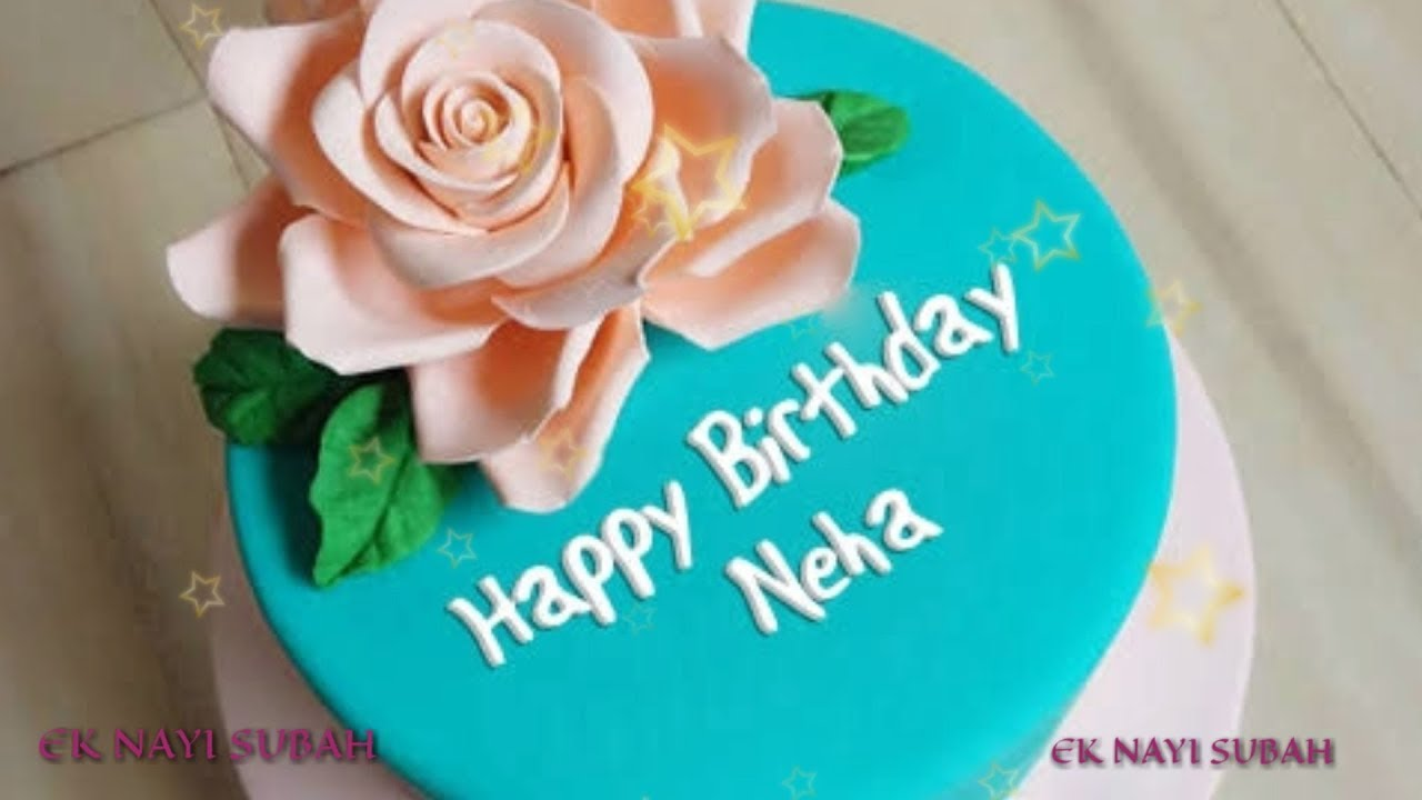 Happy Birthday Kajal Name Cake Cakes And Cookies Gallery