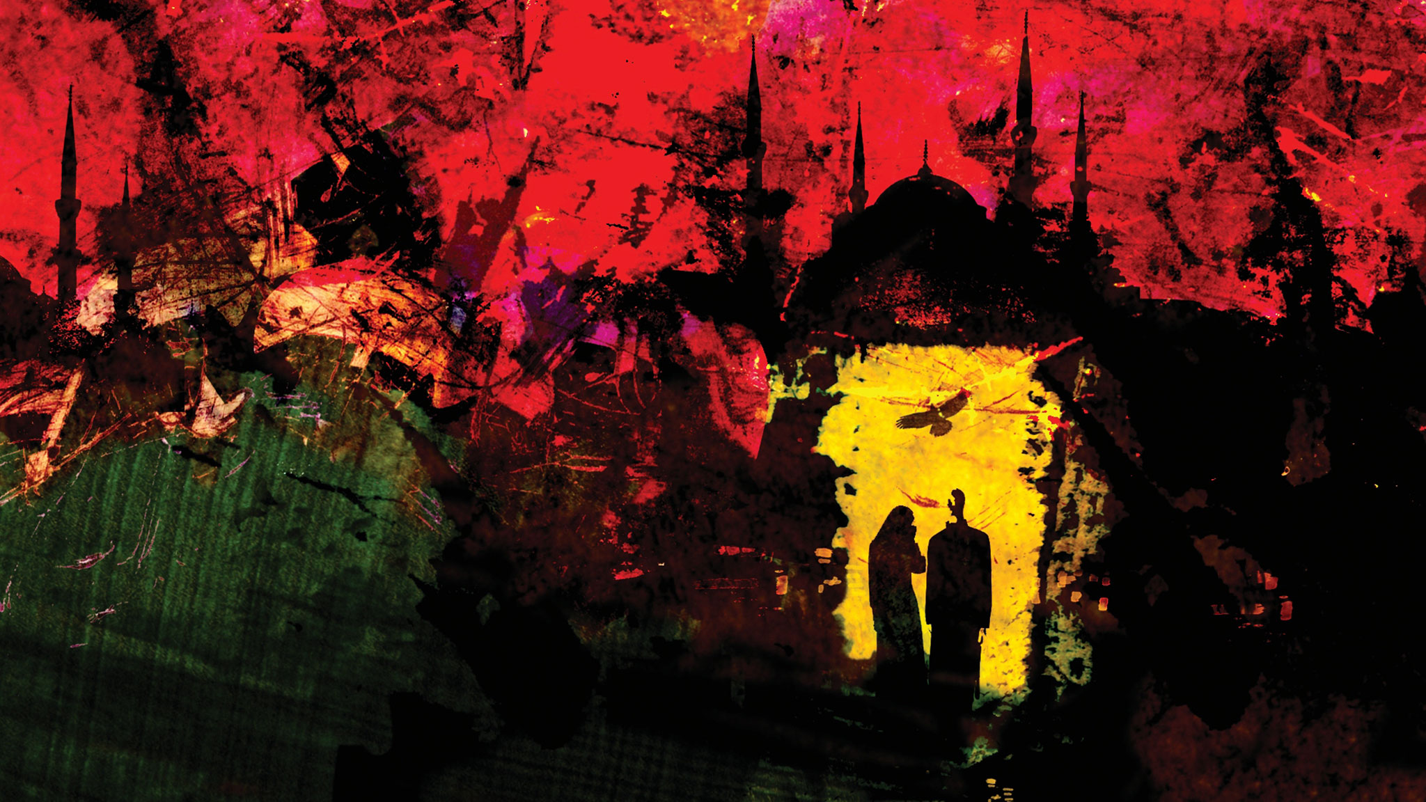 Exit West By Mohsin Hamid Journey S End Nadia Exit West 683090