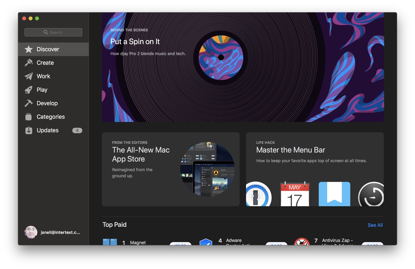 The Redesigned App Store Has An Ios Feel In More Ways