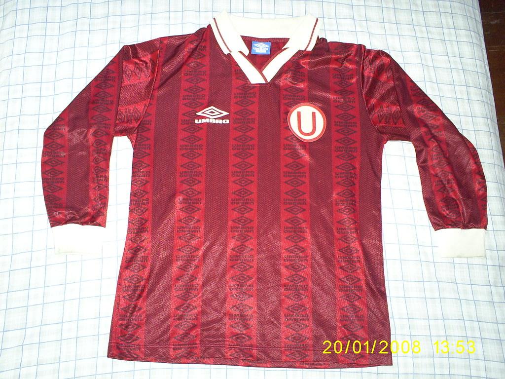 Universitario De Deportes Football Shirt - Long-sleeved T-shirt , HD Wallpaper & Backgrounds