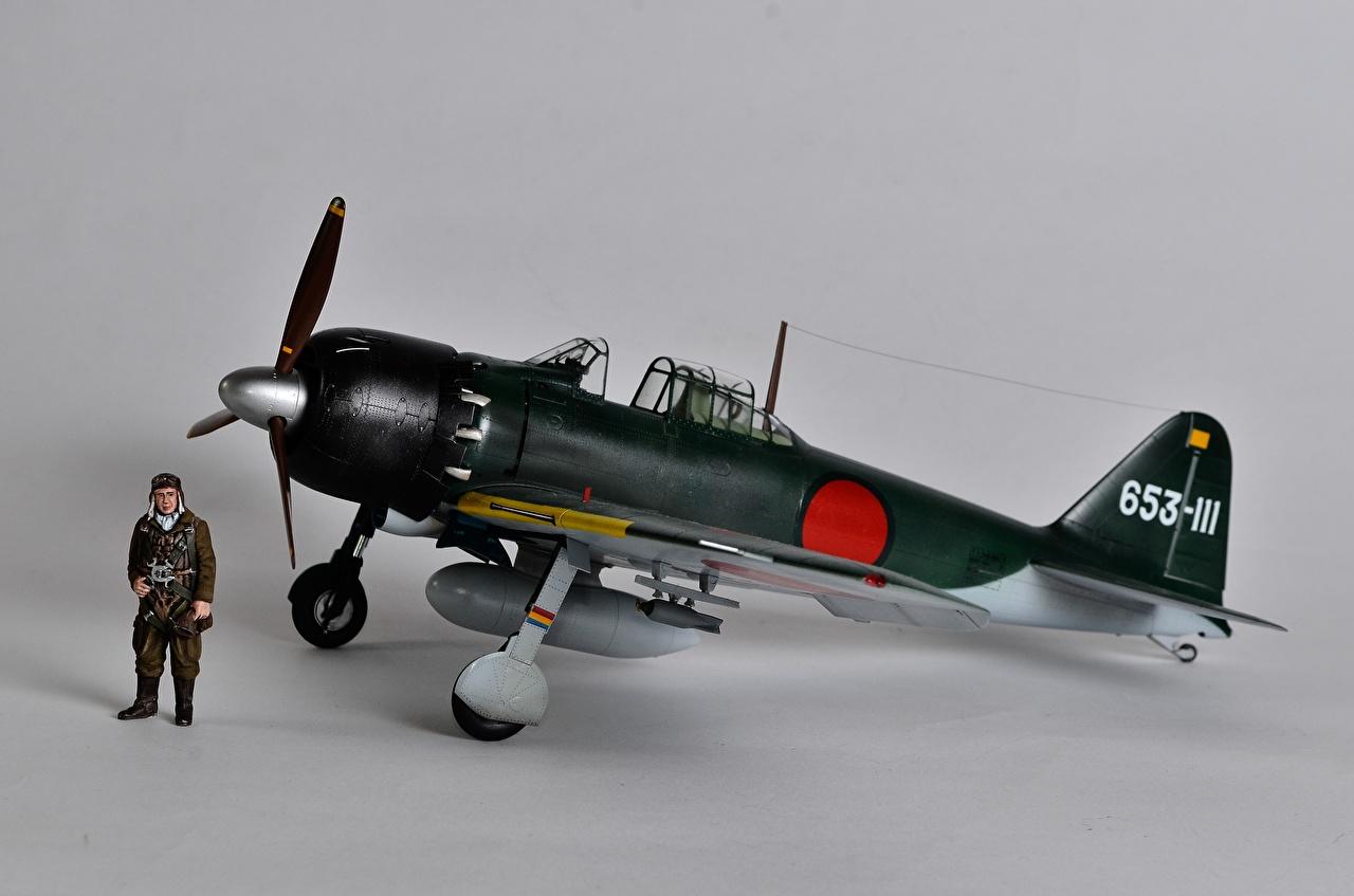 1280 X - Japanese Zero 2048 X 1152 , HD Wallpaper & Backgrounds