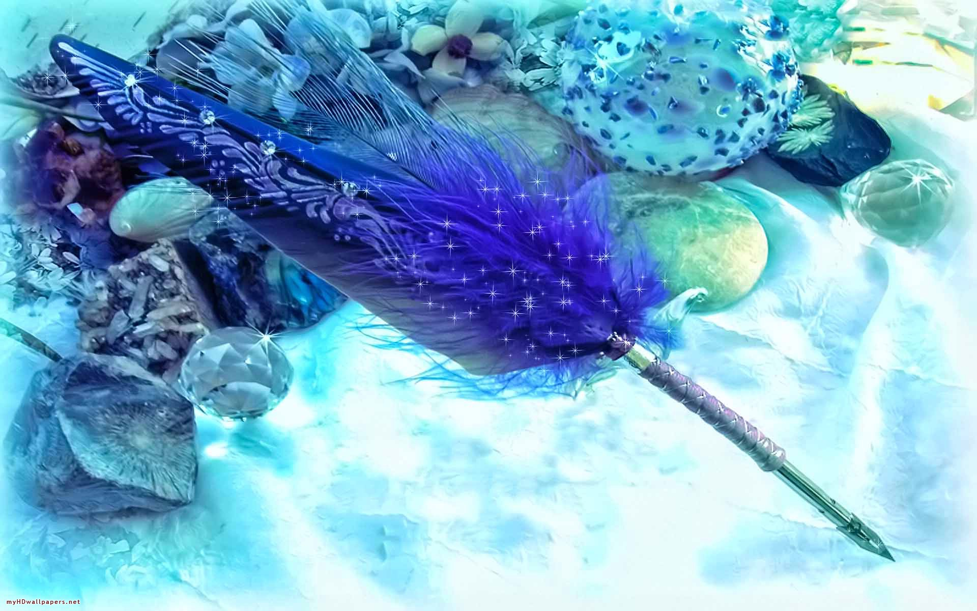 Peacock Feather Wallpaper For Desktop 697349 Hd