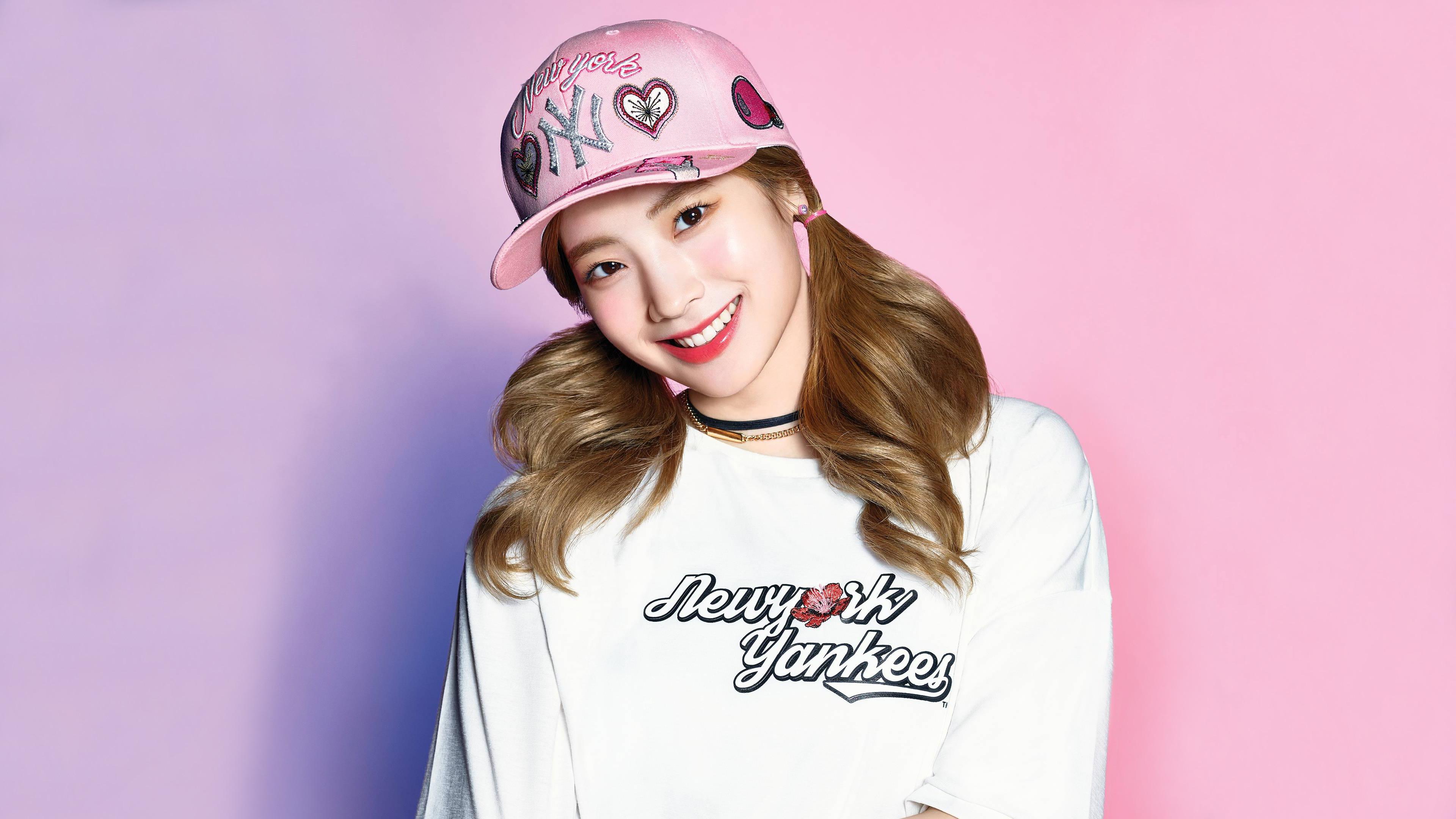 Dahyun Twice 4k Uhd Wallpaper - Dahyun Twice Hd , HD Wallpaper & Backgrounds