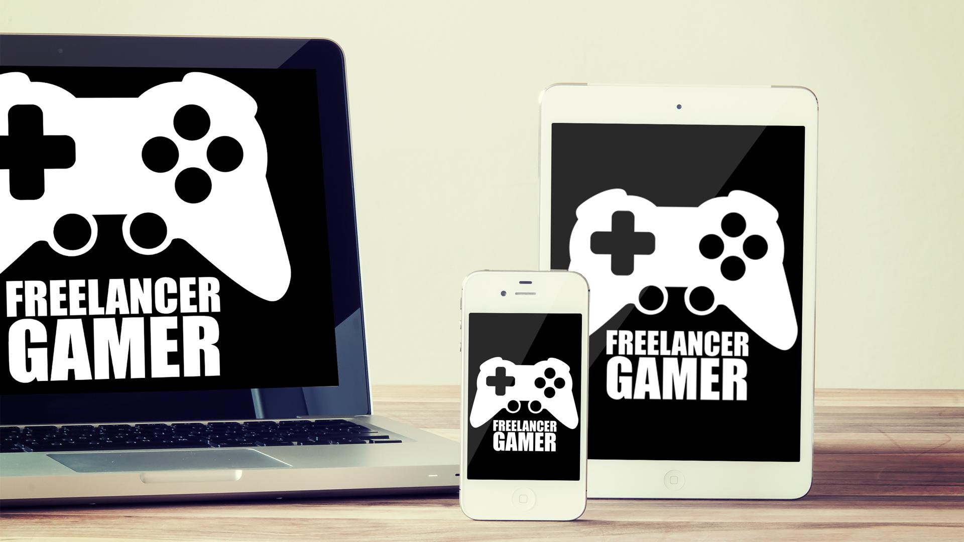 Freelancer Gamer Wallpaper And For Mobile - Freelancer Gamer , HD Wallpaper & Backgrounds