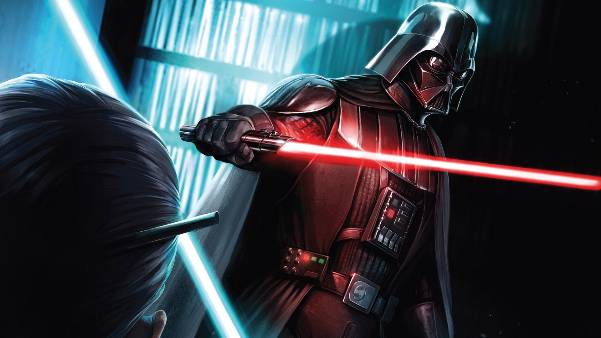 Darth Vader Lightsaber 71080 Hd Wallpaper Backgrounds