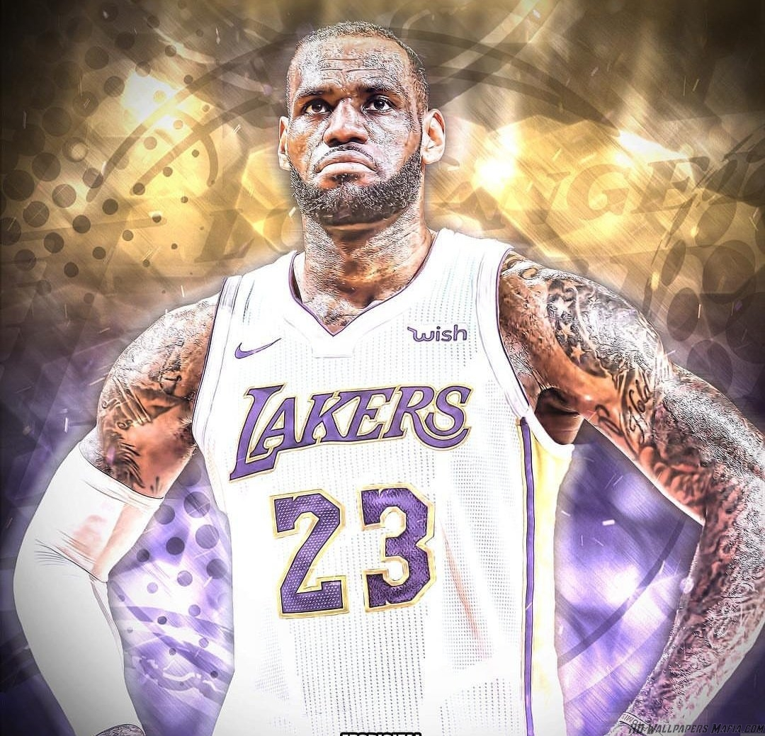 Lebron James Lakers Wallpaper Logos And Uniforms Of The Los