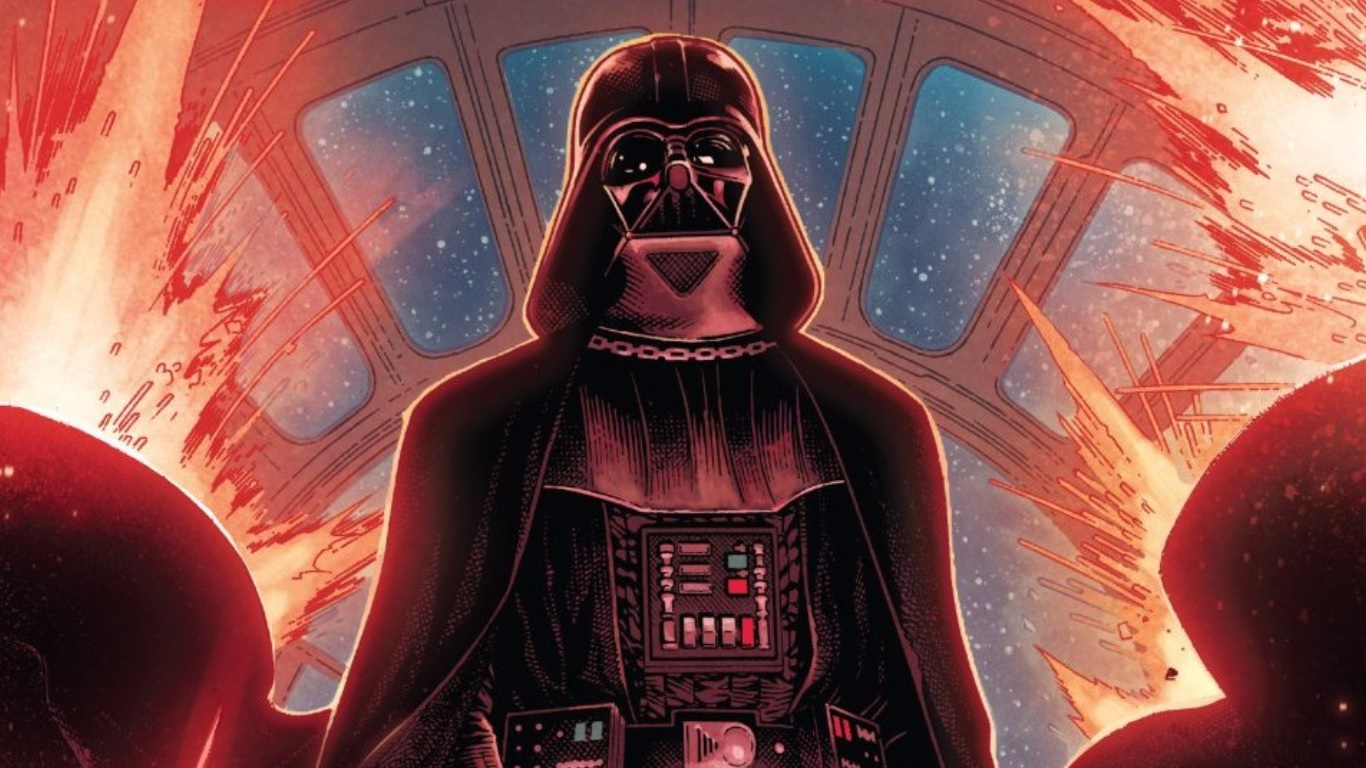Lord Vader Wallpaper Star Wars Darth Vader Comic Art 71997 Hd Wallpaper Backgrounds Download