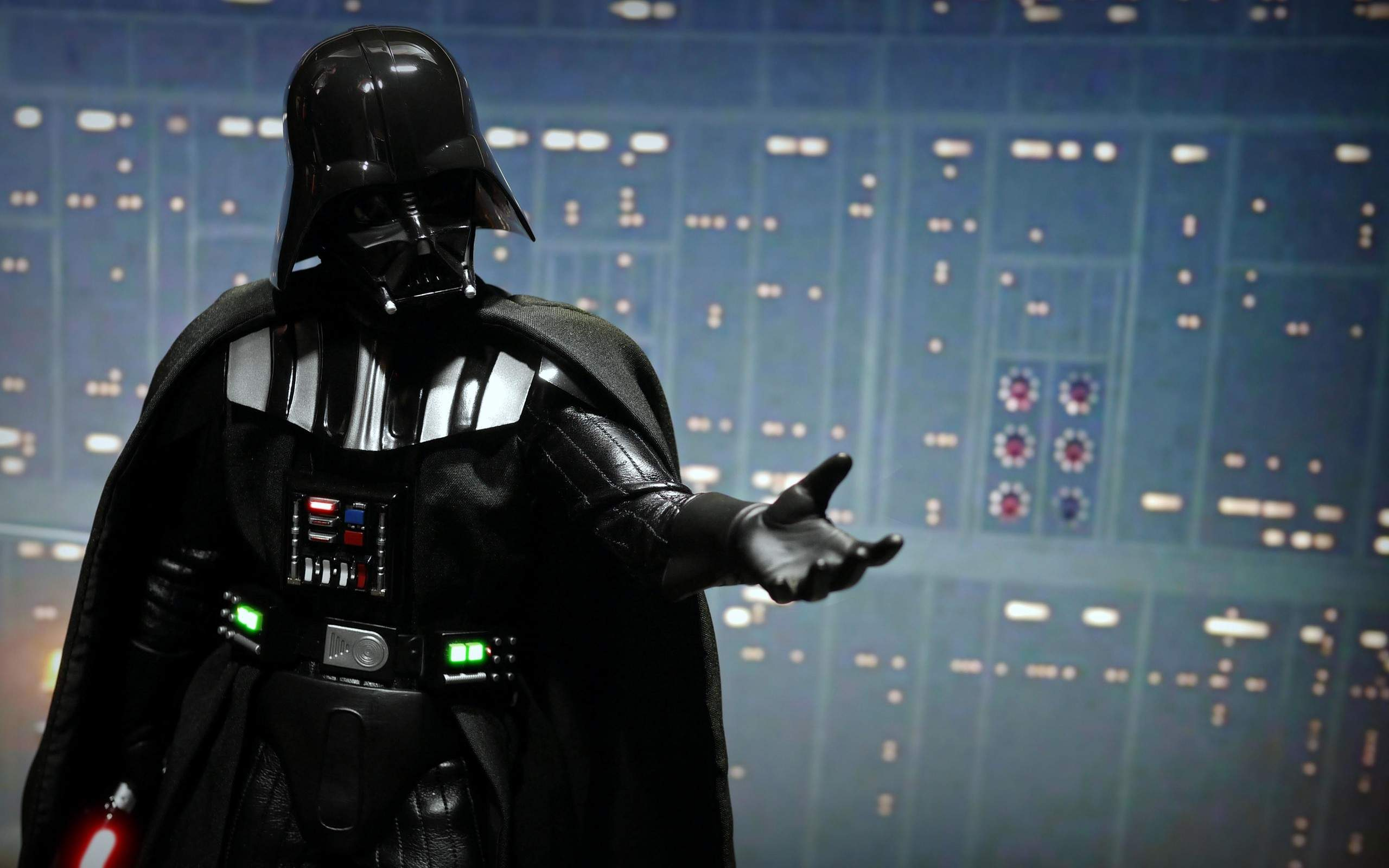 Star Wars Darth Vader Wallpaper Darth Vader On Death Star 72015 Hd Wallpaper Backgrounds Download